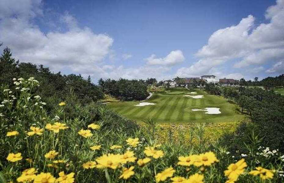 Pine Valley Country Club in Samcheog, Gangwon-do, South ...