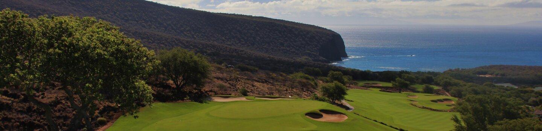 Manele Golf Course - hole 5