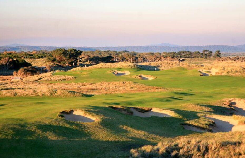 Barnbougle Links Golf Resort - The Dunes Course in ...