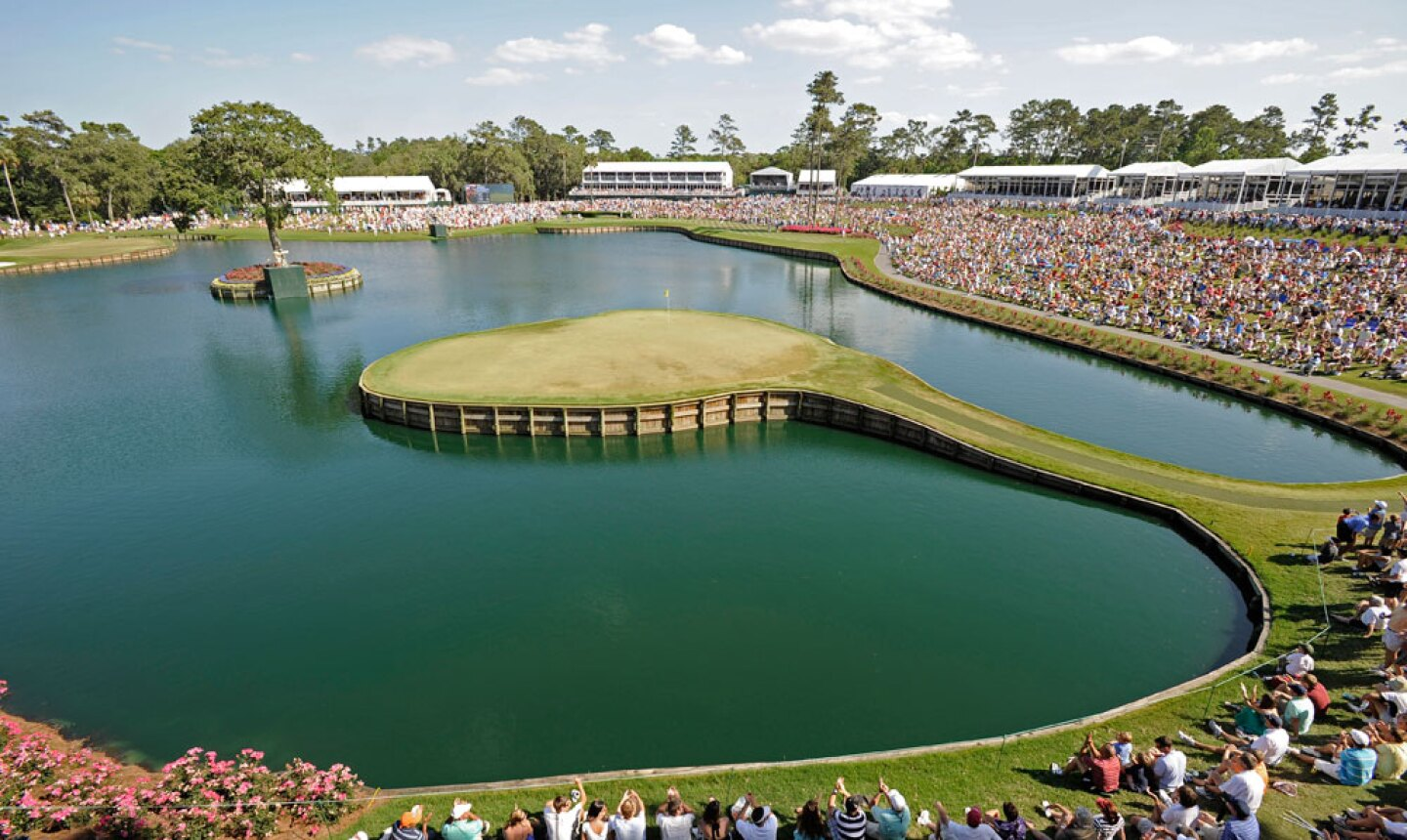 #5 The Players Stadium, Florida - Most Expensive Golf Courses in the World