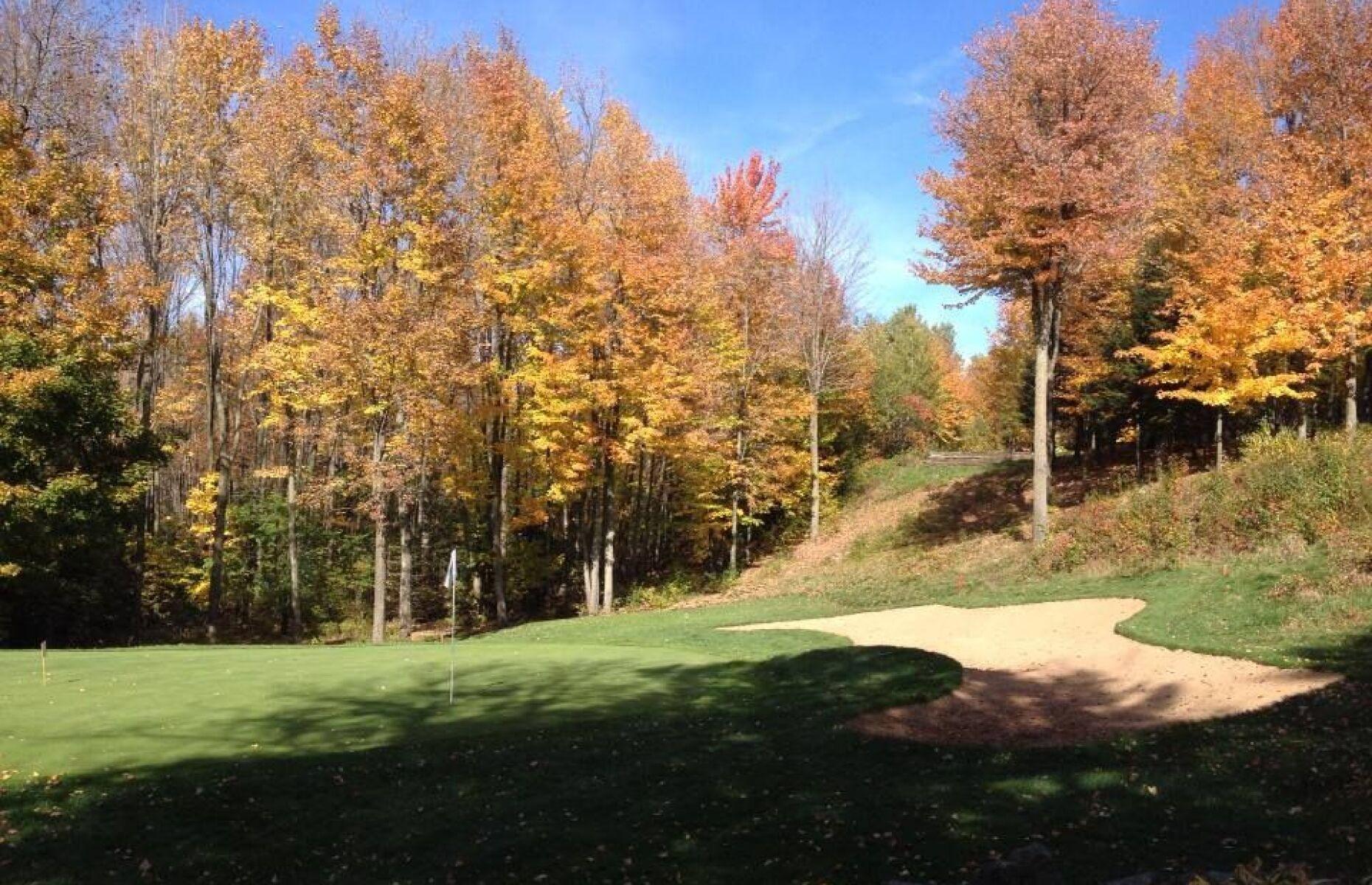 Pine Valley Golf Course in Marathon, Wisconsin, USA | Golf ...