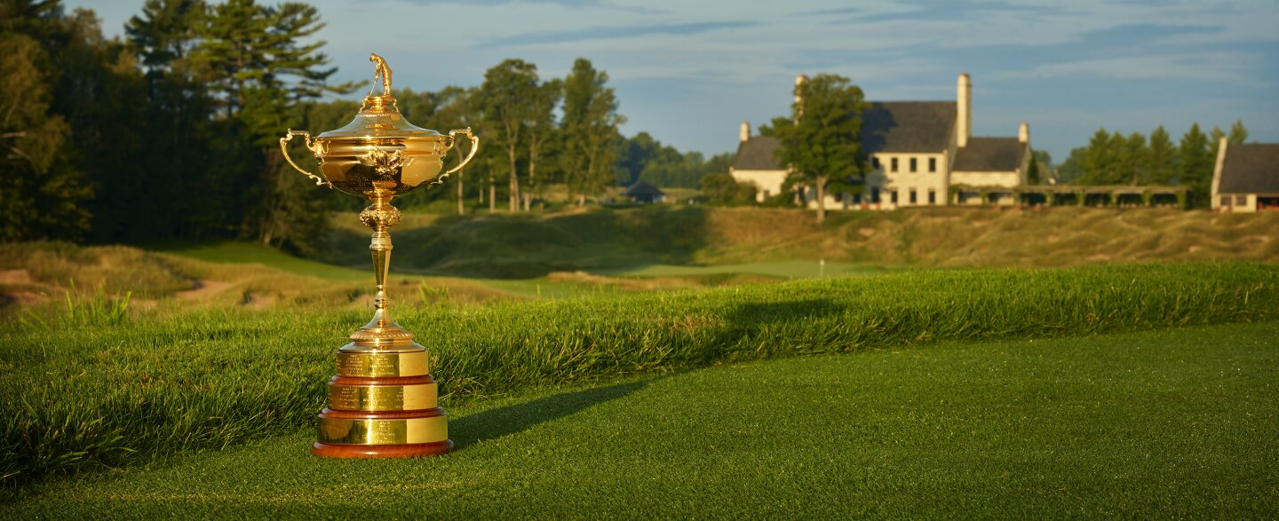 Whistling Straits Golf Course To Host 2020 Ryder Cup
