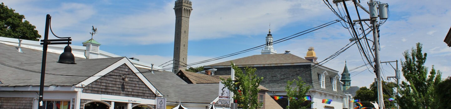 Provincetown in Cape Cod