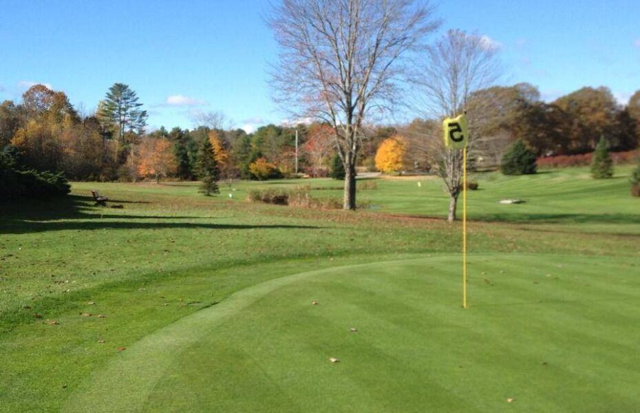 Merriland Farm Par 3 Golf Course In Wells Maine Usa Golf Advisor