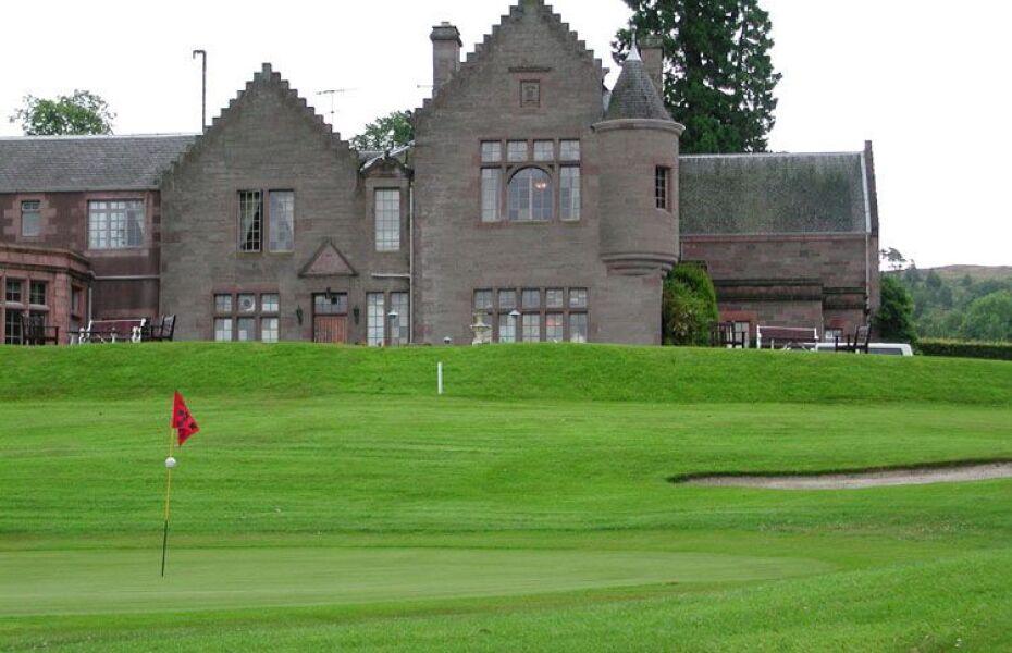Murrayshall House Hotel & Golf Club - The Murrayshall ...