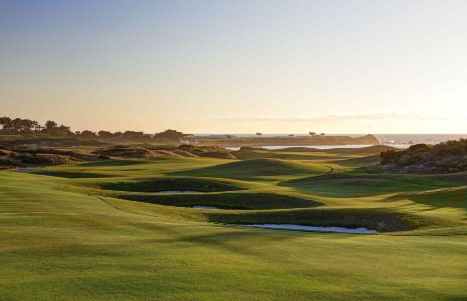 The Links at Spanish Bay in Pebble Beach, California, USA | Golf Advisor