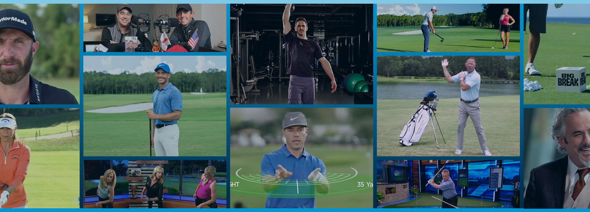 Lead Image: GOLFPASS Video