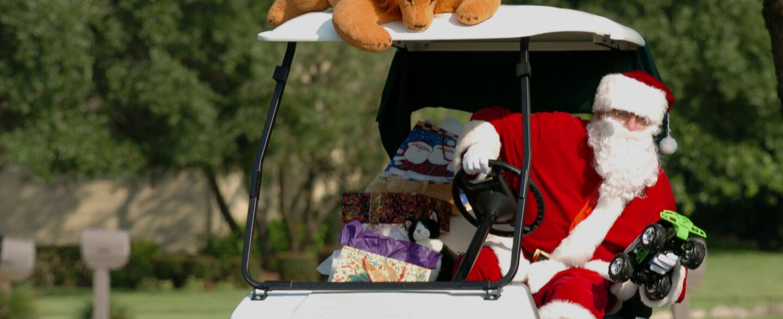 Santa Claus Golf - December 25, 2003