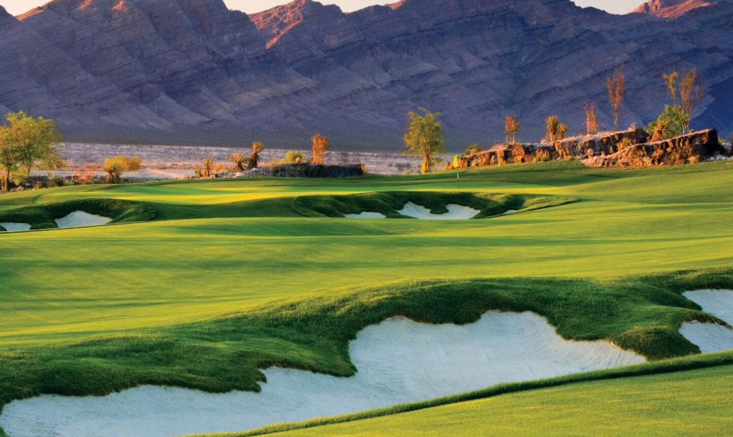 The Best Golf Courses In Nevada