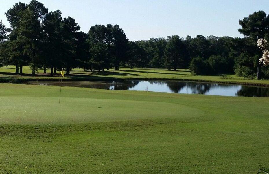Pine Valley Golf Course in North Little Rock, Arkansas ...