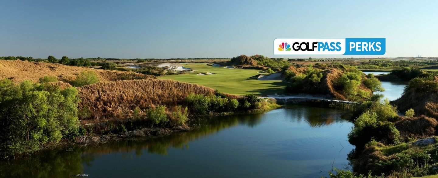 Streamsong Resort Red and Blue Courses