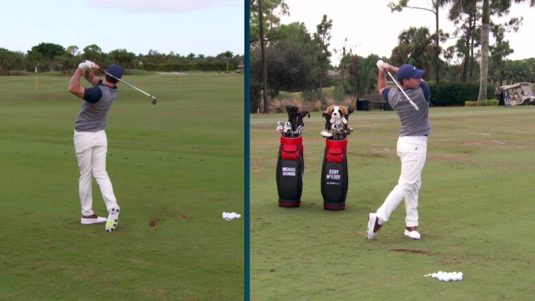 Lessons With A Champion Golfer Full Swing Starting The