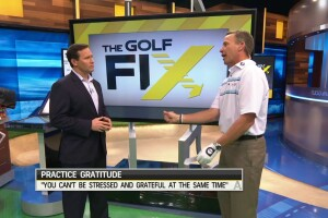 The Golf Fix: Stop the downward spiral: Gordon's tips to focus on