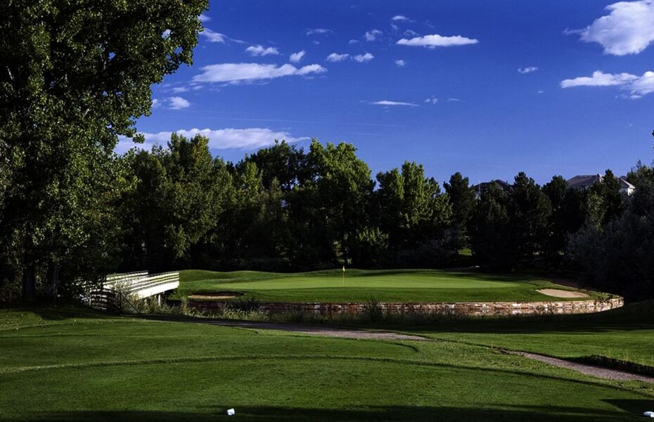 Hyland Hills Golf Course   Broomfield Golf Course Guide