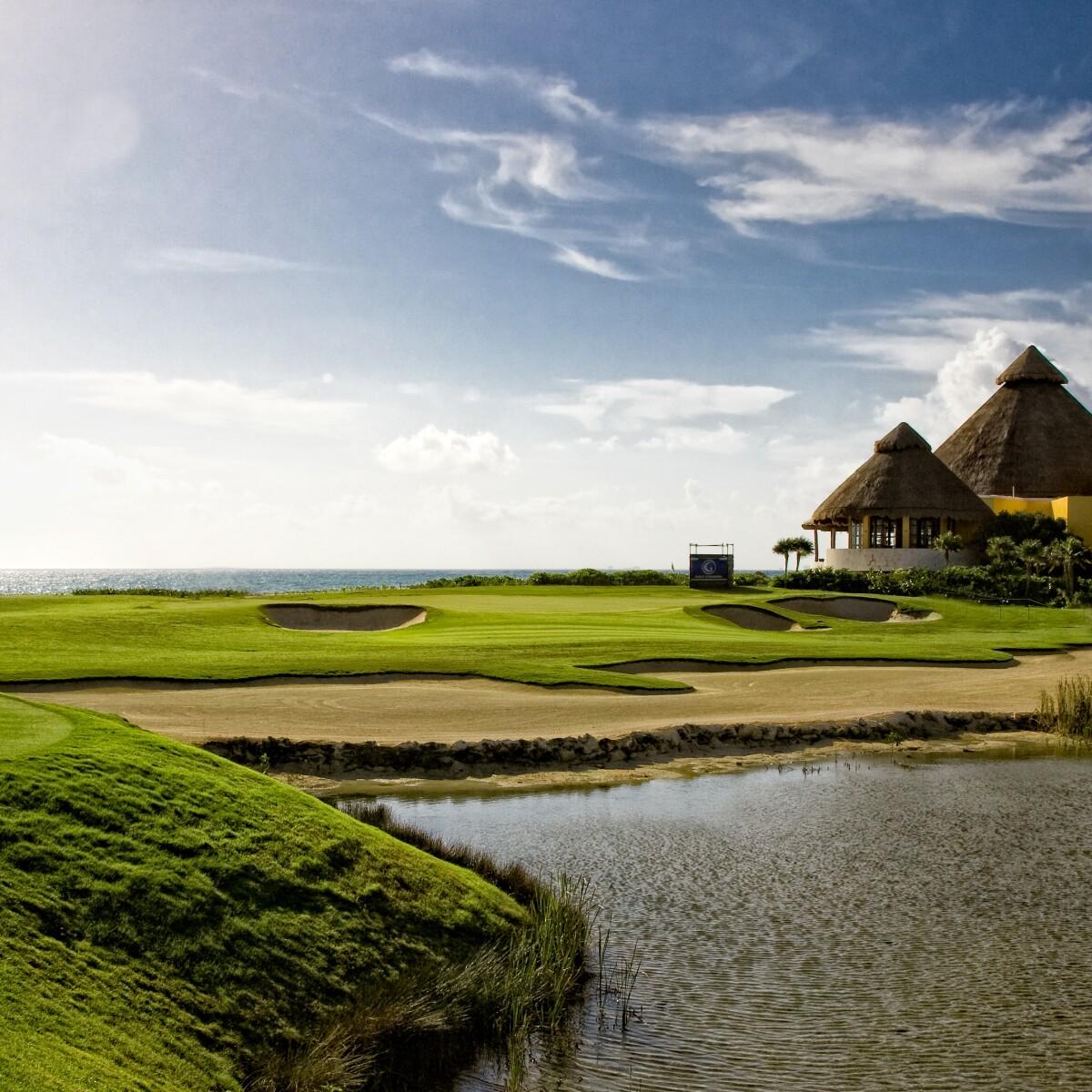 Cancun/Riviera Maya, Mexico Golf Vacation