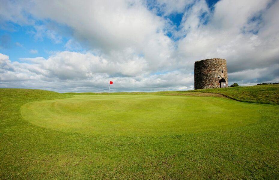 Kirkistown Castle Golf Club in Cloughey, County Down, Northern Ireland | Golf Advisor