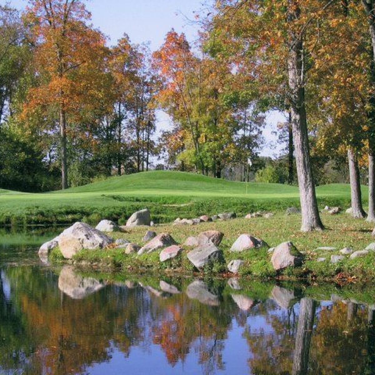 Downing Farms Golf Course In Northville Michigan Usa Golf Advisor