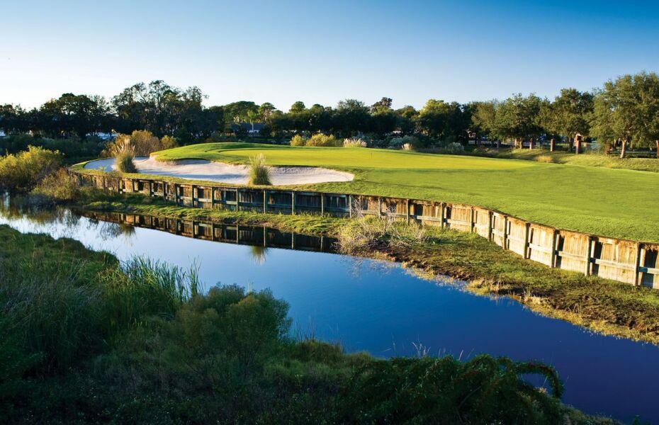 Innisbrook Resort & Golf Club - South Course in Palm Harbor, Florida, USA |  Golf Advisor
