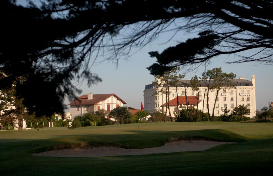 Biarritz Le Phare Golf Club In Biarritz Pyrénées Atlantiques France Golf Advisor