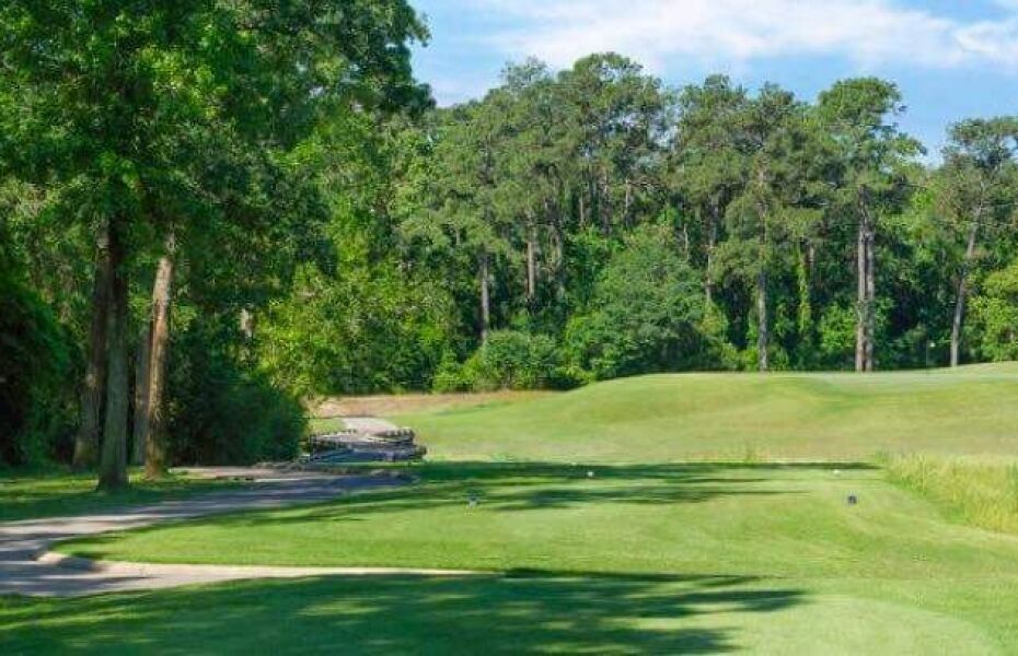 The Golf Trails of The Woodlands - Panther Trail Course in ...