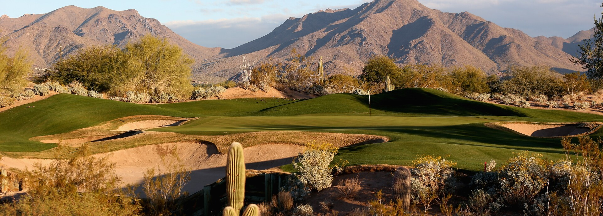 General Views of Arizona Golf Courses