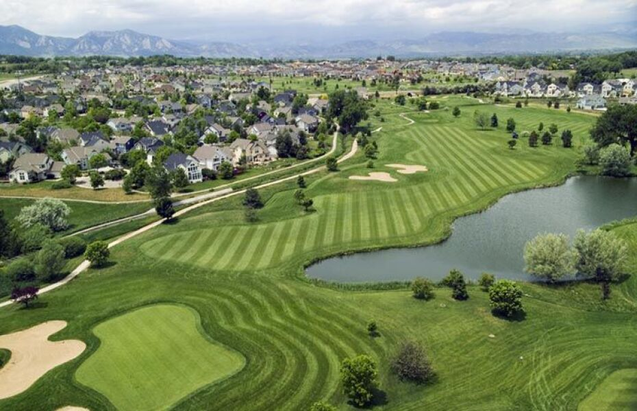 Indian Peaks Golf Course   Broomfield Golf Course Guide