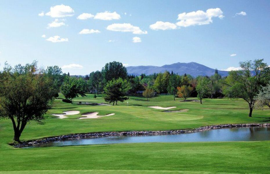 LakeRidge Golf Course in Reno, Nevada, USA   Golf Advisor