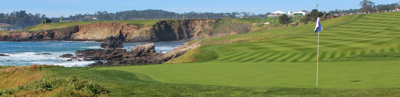 Pebble Beach Golf Links - hole 9