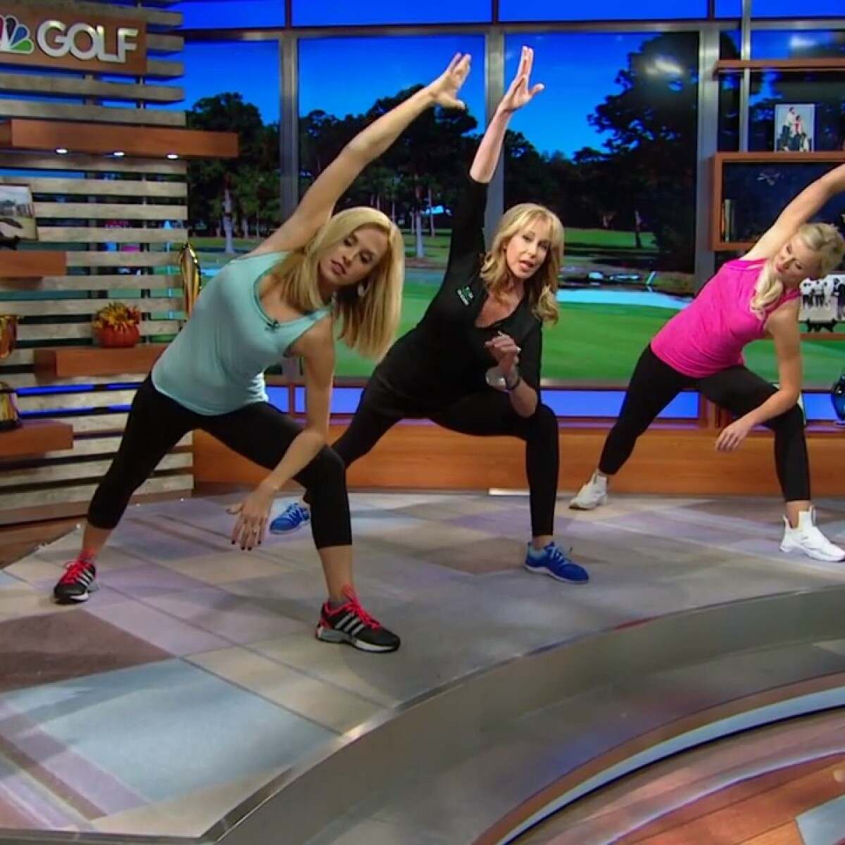 Yoga For Golfers With Katherine Roberts