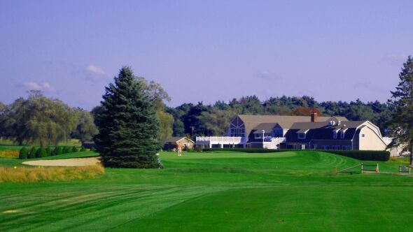 Rehoboth Country Club in Rehoboth, Massachusetts, USA ...