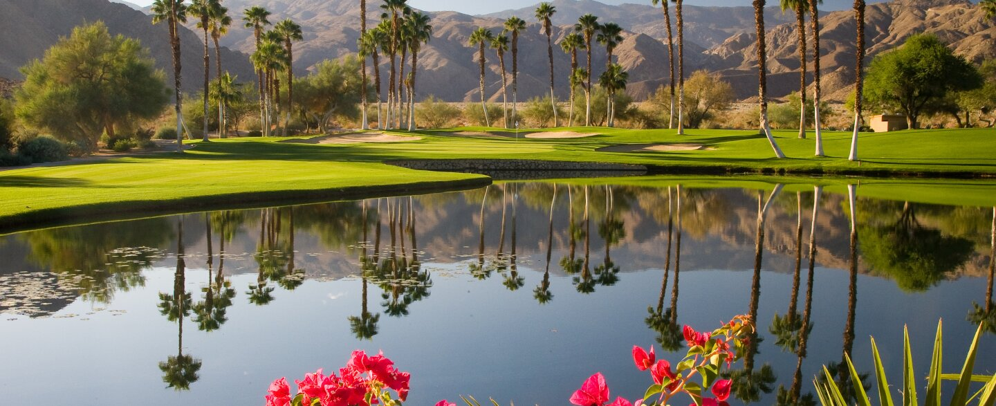 Ironwood Country Club - flowers