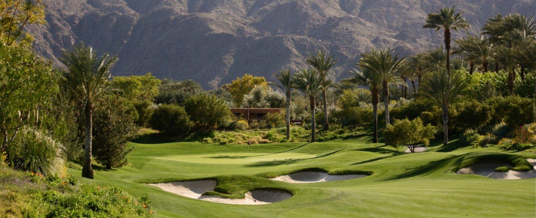 Indian Wells Golf Resort - Celebrity Course - No. 12