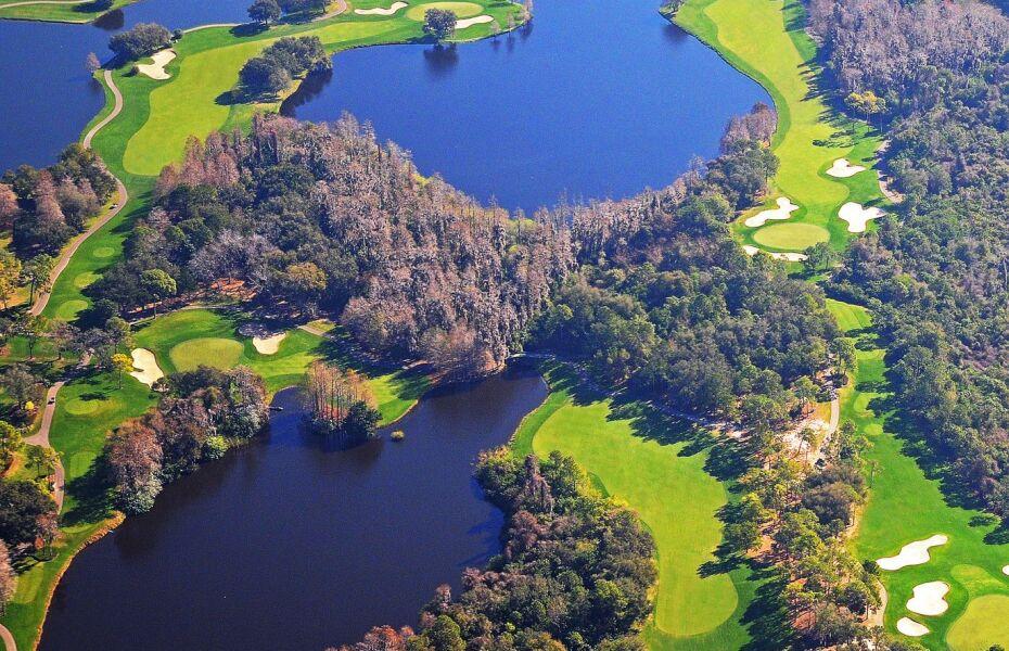 Innisbrook Resort & Golf Club - Island Course in Palm Harbor, Florida, USA  | Golf Advisor