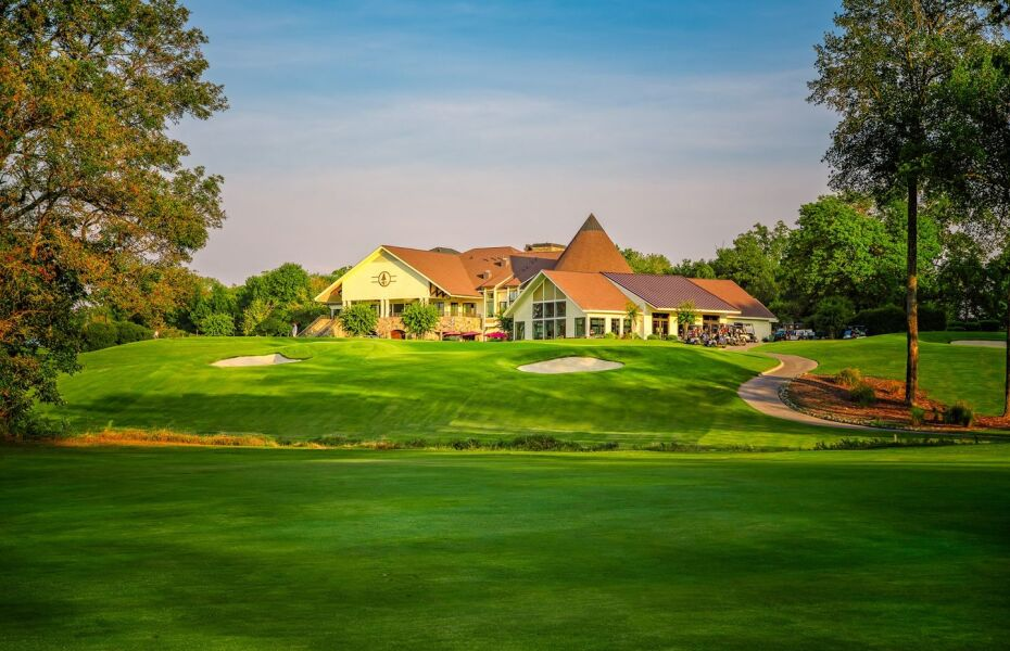 Pine Island Country Club in Charlotte, North Carolina, USA ...
