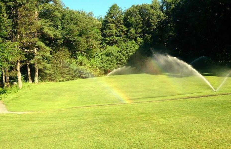 Pine Grove Golf Course in Northampton, Massachusetts, USA ...