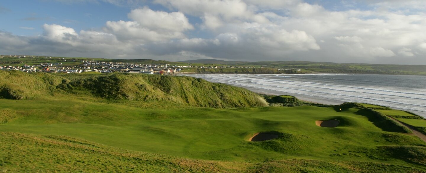 Lahinch Golf Club - hole 7