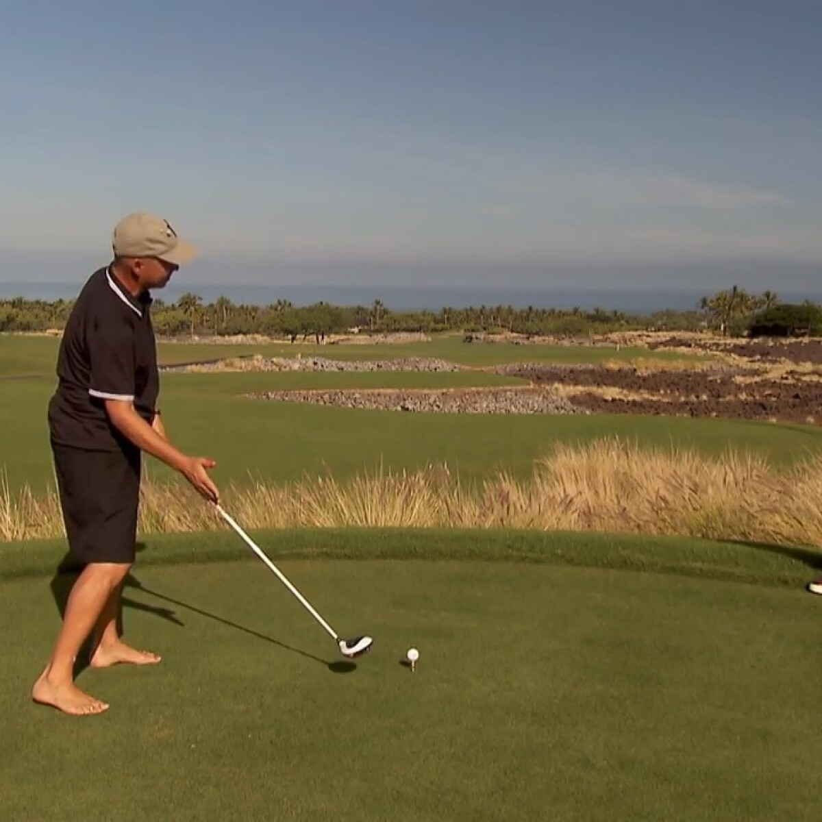 Tip 61 Rocco Mediate How To Make A Back Friendly Swing