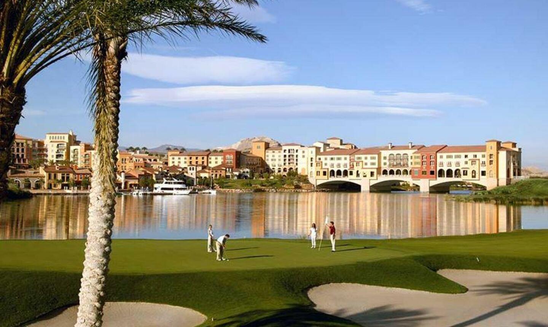 Top Las Vegas Hotels For Golfers