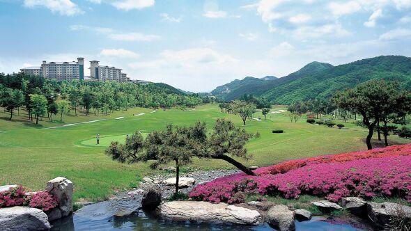 Oak Valley Country Club - Maple Course in Weonju, Gangwon ...