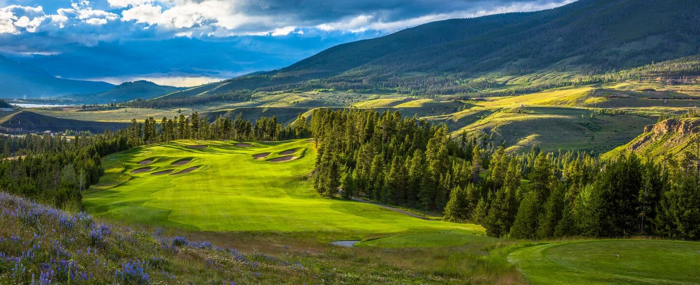 River Course at Keystone: #18
