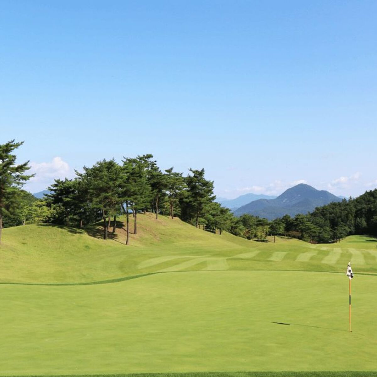 Pine Hills Country Club - Pine Course in Suncheon ...