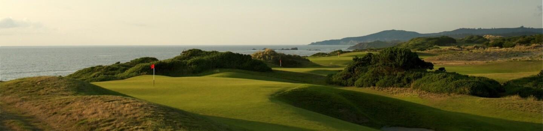Bandon Dunes golf course - No. 15