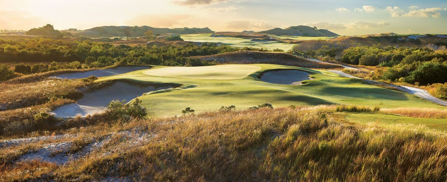 Streamsong Resort - Red Course: #14