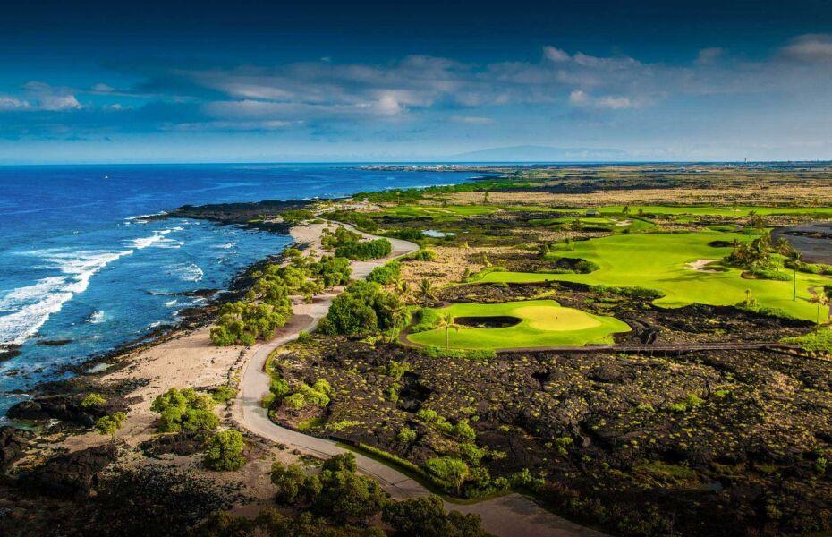 Kohanaiki Club In Kailua Kona Hawaii Usa Golf Advisor
